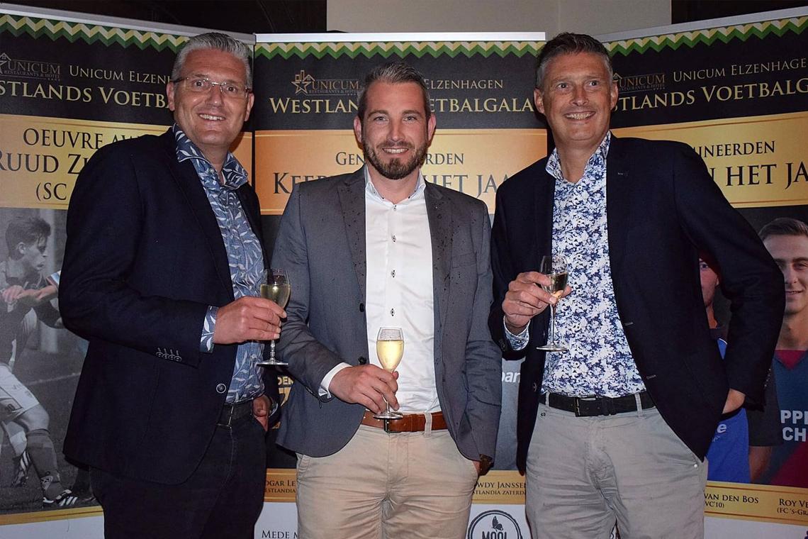 Odens Van Der Zwan Wint Talent Van Het Jaar Prijs 2017