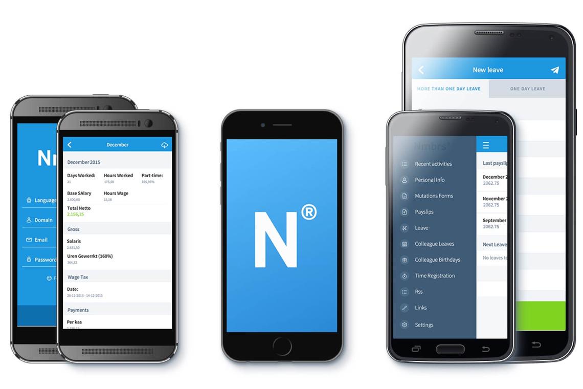 Nieuw! App Voor Salarisstroken En Jaaropgave