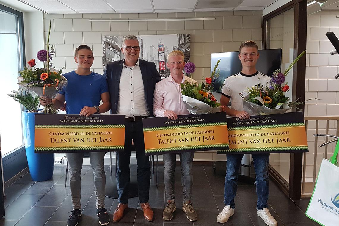 Wie Gaat Scoren Tijdens Het Westlands Voetbalgala? Genomineerden Zijn Bekend!