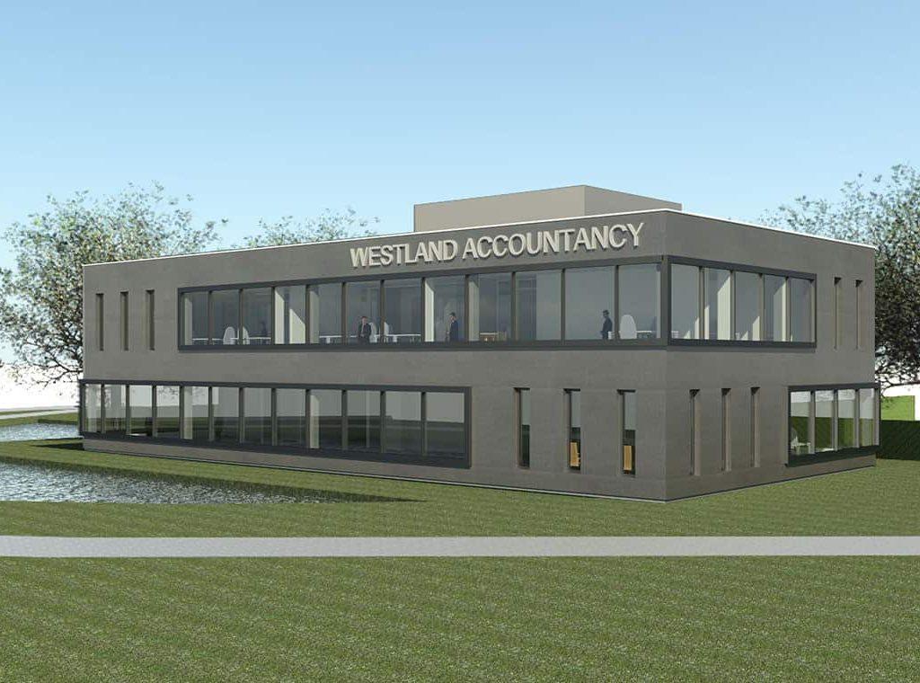 Nieuwbouw Westland Accountancy
