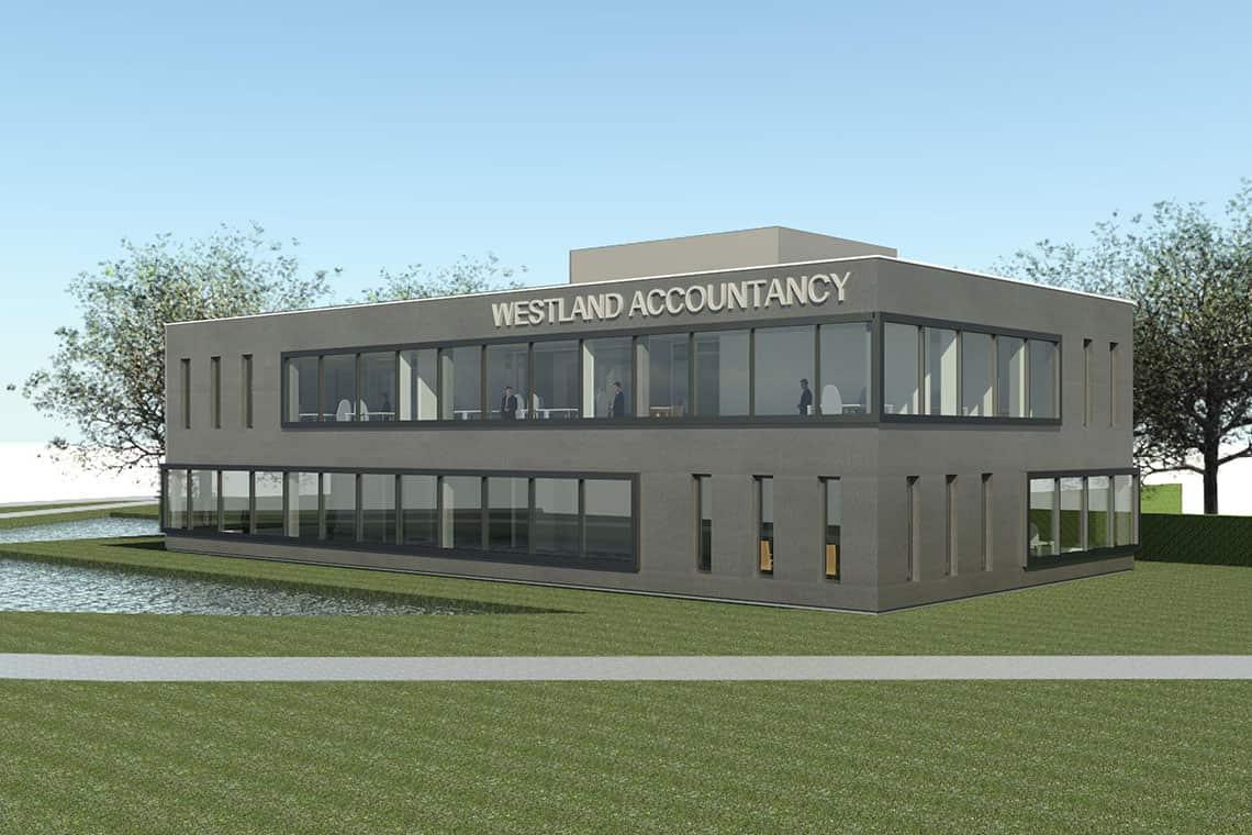 Eerste Paal Geslagen Voor Nieuw Pand Westland Accountancy